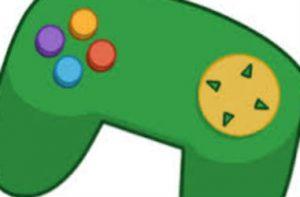 Consola pentru controlul jocurilor